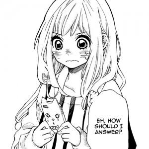 Shoujo heroine